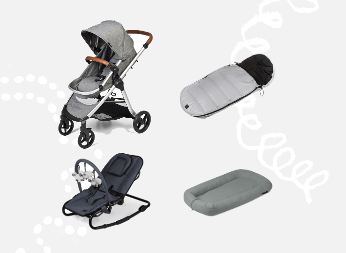 Babyprodukter-åkpåse-babysitter-babynest